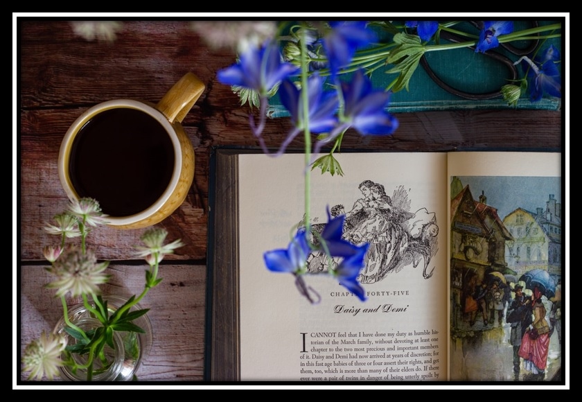Book Pairings: Tea and Books